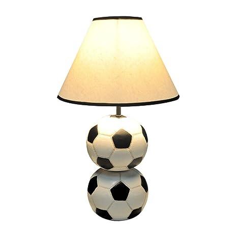 JHTdeng Lámpara de Mesa lámpara de Mesa de Estilo Americano ...