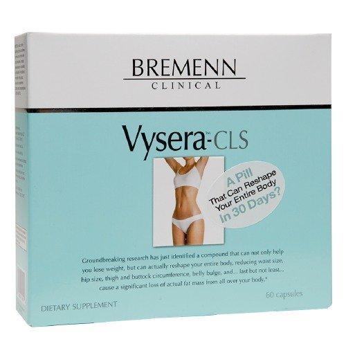 Bremenn Clinical Vysera-CLS, Capsules-60 ea
