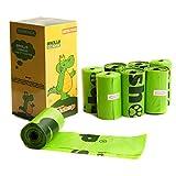 Favorite Green Basic Dog Waste Pet Poop Bags,...