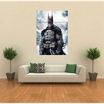 BATMAN GOTHAM KNIGHT GIANT WALL ART PRINT POSTER G314