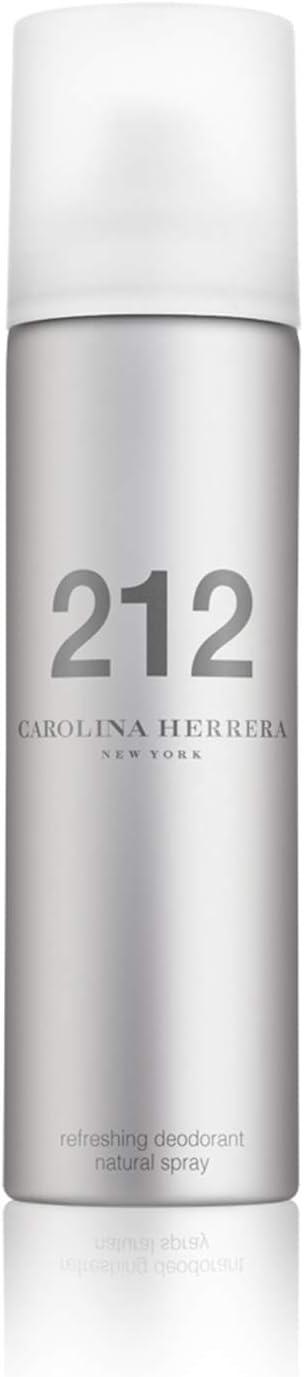 Carolina Herrera 212 Deo Vaporizador 150 ml: Amazon.es: Belleza