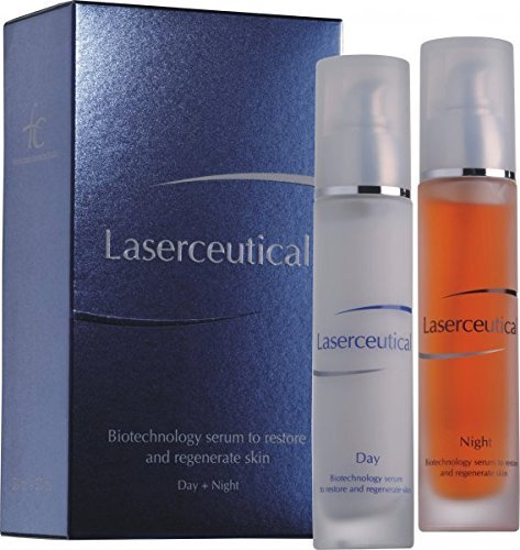NEW Cosmeceuticals Laserceutical Day & Night Biotechnology Serum for skin restoration and regeneration A painless alternative to laser surgery in a bottle ...