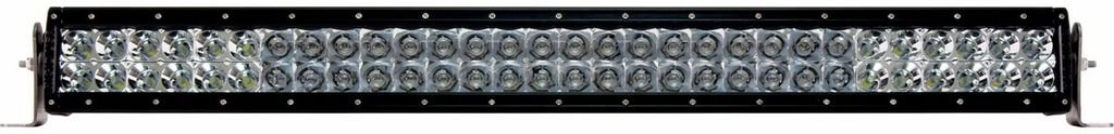 Rigid Industries 110312 E-Series 10 Combo Spot//LED Flood Light Bar 10 Inch