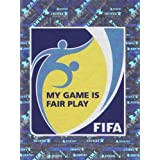 FIFA World Cup 2014 My Game Is Fair Play Sticker No.1
