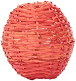 Ware Manufacturing Medium Natural Bamboo Small Pet Chew Ball with Bell