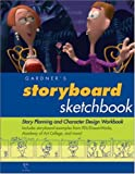 Storyboard Sketchbook, Garth Gardner, 1589650018