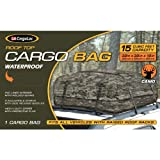 CargoLoc 32424 15-cubic/pies Deluxe Roof parte superior impermeable Cargo Carrier
