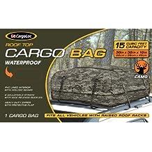 CargoLoc 32429 Roof Top Cargo Bag, 15-Cubit Feet, 38-Inch x 38-Inch x 18-Inch