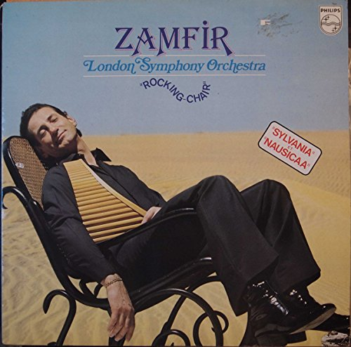 Rocking-chair (1981, feat. London Symphony Orchestra) / Vinyl record [Vinyl-LP] (Rockingchairs)