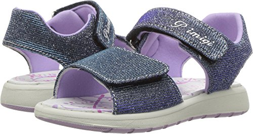 Primigi Infant Shoes (Primigi Kids Baby Girl's PAK 7567 (Infant/Toddler) Blue Shoe)