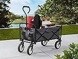 S2 Lifestyle Brazee Collapsible Folding Wagon Cart