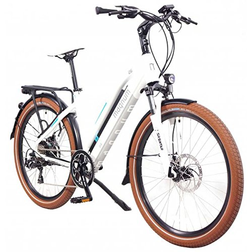Magnum UI5 Electric Bicycle Electric Hybrid City Bike,Electric Commuter Bike, 350w, Rear Rack