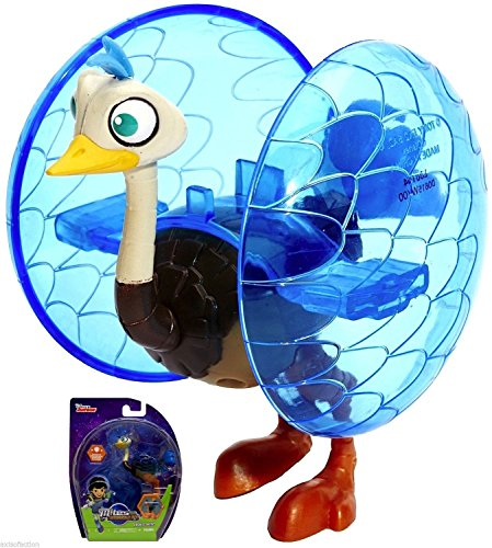 "Disney Junior Miles from Tomorrowland Cosmic Merc Action Figure 3"" NIP 2015"