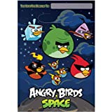 Angry Birds Birthday Party Space Treat Loot Favor Bags 8ct
