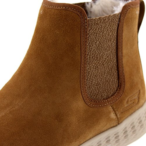 Skechers Modelo Glide Color Botas Mujer Para Skechers The Fairbanks Mujer Go Hueso On Marca wYwpSx8qT