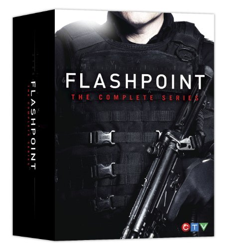 Flashpoint - The Complete Series (5 Season Dvd Flashpoint)