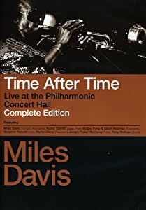 Time After Time: Live at the Phil Concert Hall