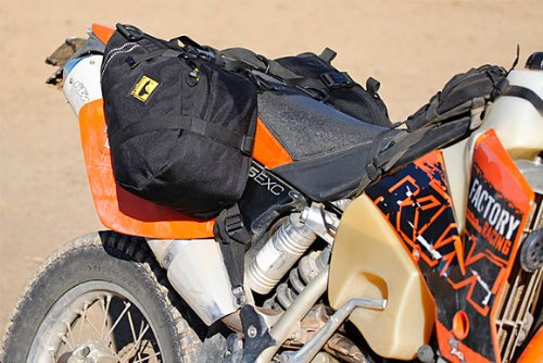 Wolfman Luggage S0512 - E-12 Saddle Bags V-1.7