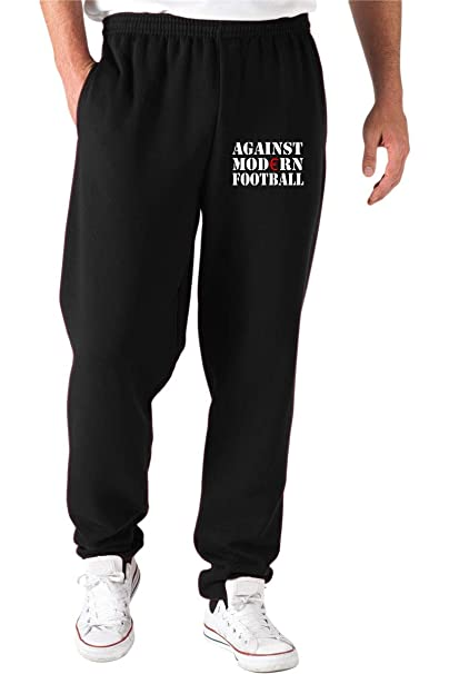 Pantalones Deportivos Negro TR0002 Against Modern Football ...
