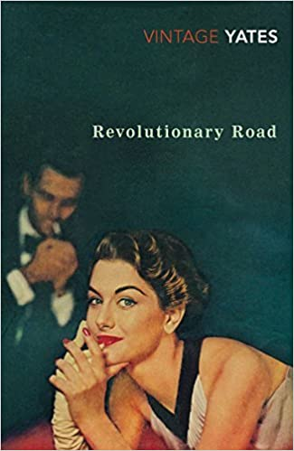 Image result for revolutionary road book cover