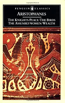 The Knights / Peace / The Birds / The Assembly Women / Wealth 0140443320 Book Cover
