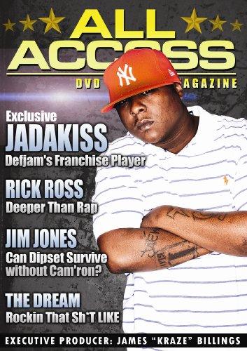 ALL ACCESS: DVD MAGAZINE #21:JADAKISS