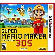 Mario Maker - Nintendo 3DS - Standard Edition