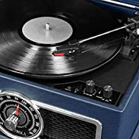 Victrola Plaza 4-in-1 Tocadiscos Bluetooth: Amazon.es ...