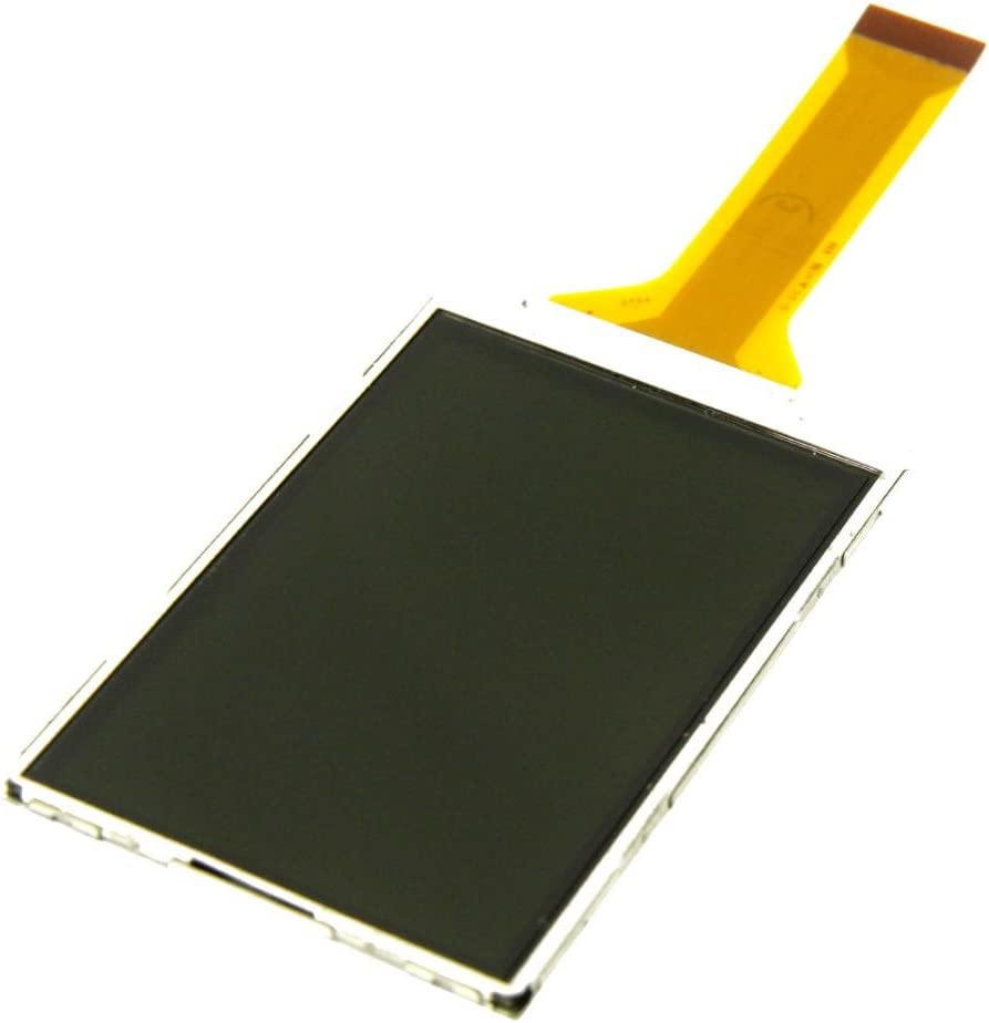 Skiliwah LCD Screen Display for Casio Z75 Z11 Z65 without Backlight Replacement Repair Part Unit