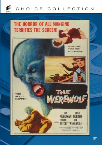 - The Werewolf(1956) by SPE