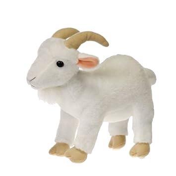 Fiesta Toys - Cabra de peluche (23 cm)
