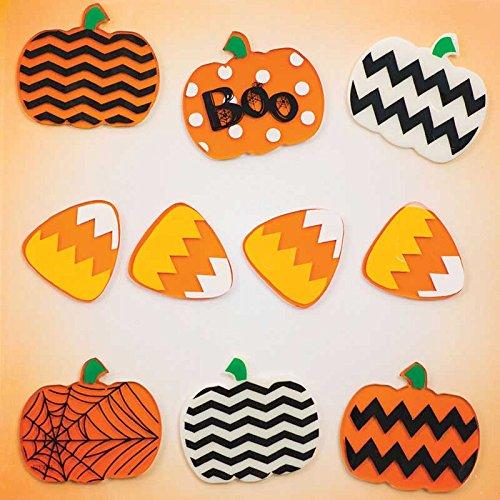 Design Ideas GelGems Halloween Themed Gel Window Clings
