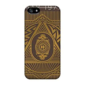 High Quality Mobile Cover For Iphone 5/5s With Allow Personal Design Fashion Grateful Dead Image KaraPerron