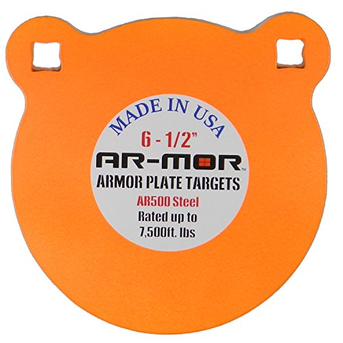 AR MOR Targets Thick Round AR 500 product image