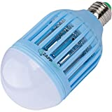 Zapplight Dual LED Light Bulb and Bug Zapper night light Mosquito Zapper