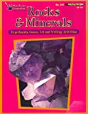 img - for Rocks & Minerals: Activity Book (Hands-on Science) book / textbook / text book