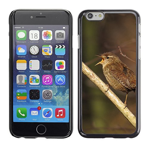 "Premio Sottile Slim Cassa Custodia Case Cover Shell // F00028421 bird exigeant // Apple iPhone 6 6S 6G PLUS 5.5"""
