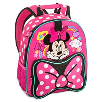 579a3e8b4cb Minnie Mouse Junior Backpack  Amazon.co.uk  Toys   Games