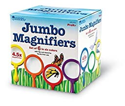 Jumbo Magnifier Set Of 6