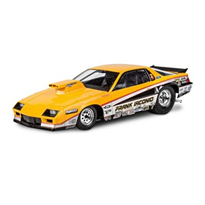 Revell Frank Iaconio Camaro Pro Stock Model Car Kit: Toys & Games