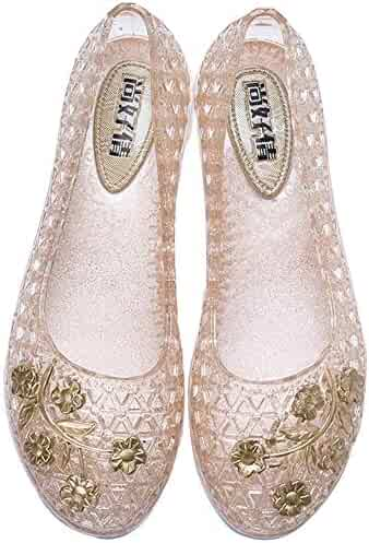 a7990d2527 Shopping 6 - Clear or Gold - Shoes - Women - Clothing, Shoes ...