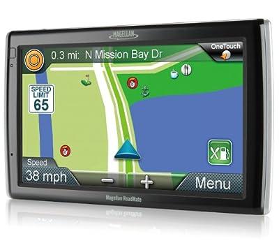 Magellan Road Mate RV 9145 LM 7-Inch GPS Navigator