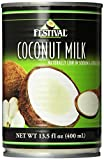 Festival Coconut Milk, 13.5 Fluid Ounce (Pack of 24)