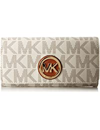 Michael Kors Fulton Carryall Womens Leather Wallet