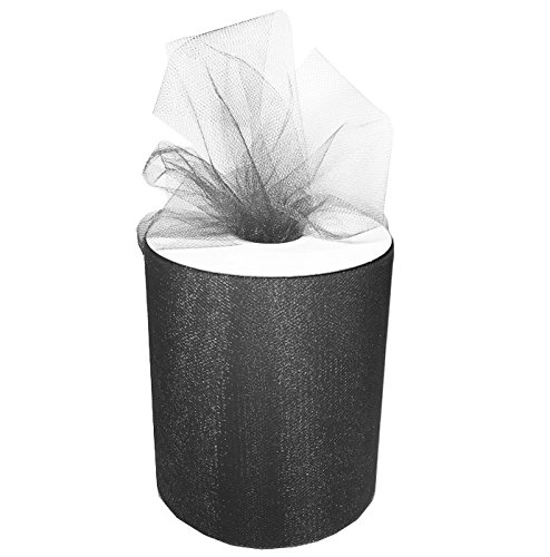 Black Fabric Spool - Craft and Party, 6
