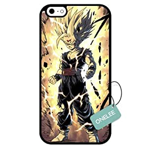 Onelee(TM) - Japanese Anime Dragon Ball Z iPhone 6 plus Case & Cover - iPhone 6 plus Case - Black 36 plus