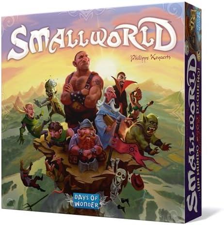 Asmodee - Small World, juego de mesa (Days of Wonder EDGDW7901): Amazon.es: Juguetes y juegos