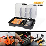 Professional Repair Screwdriver Tool Kit kit with Pocket Tool Bag for iPhone, iPad, Cell Phone, Tablet, PC, Laptop, MacBook, kit with Pocket Tool Bag Electronics Disassemble
