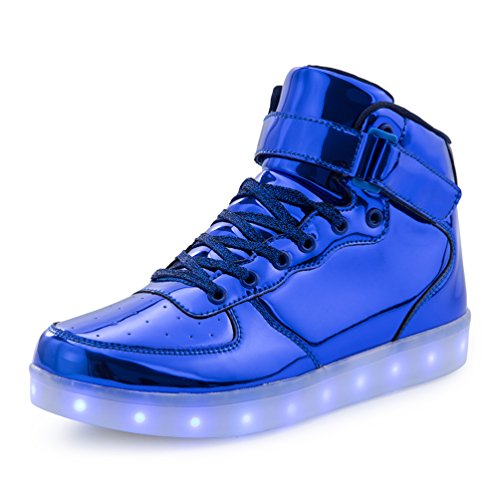 KEVENI Flashing Charging Fashion Sneakers