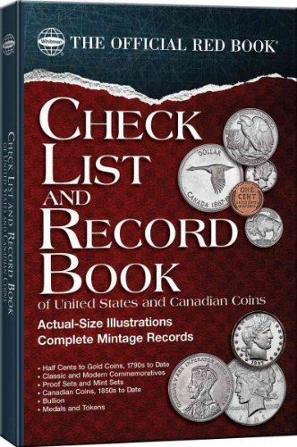 Check List And Record Book Of United States And Canadian - Canadian Stores Of List
